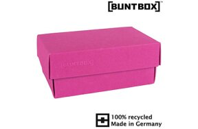 BUNTBOX FOLDING BOXES MAGENTA
